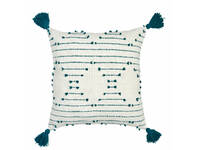 Magia Aqua 45x45cm Filled Cushion by One Duck Two