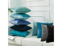Velvet European Pillowcase 65x65cm Collection (multiple colors)