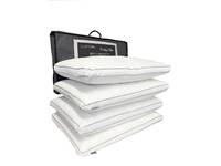 Luxton Prestige Pillow with Japara Cotton Casing cover (Four Pack)