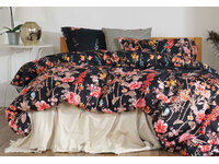 Kyra Floral Quilt Cover Set
