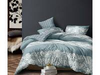 Queen Size Luxton Ramsey Slate Quilt Cover Set