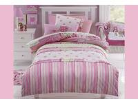 Lucy Girls Quilt Cover Set - Double Bed Size
