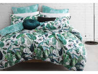 Oasis Fern Quilt Cover Set