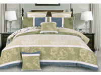 Queen / King size Cascina Quilt Cover Set