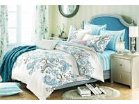 100% Cotton Bardi Quilt Cover Set by Ricoco in King or Queen Size