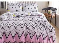 Queen Size Alston quilt cover set / doona cover set