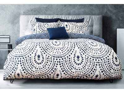 Jamilla Cotton Quilt Cover Set