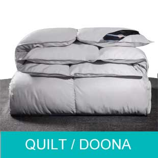 quilts / doonas category