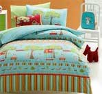 Children's bed linen for kids room bedding needs